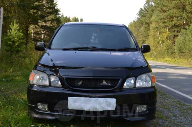 Toyota Gaia, 2001 год, 370 000 руб.