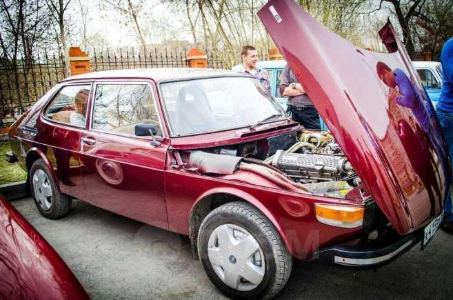 Saab 99, 1975 год, 95 000 руб.