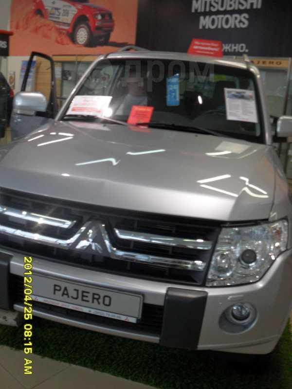 Mitsubishi Pajero, 2013 год, 1 550 000 руб.