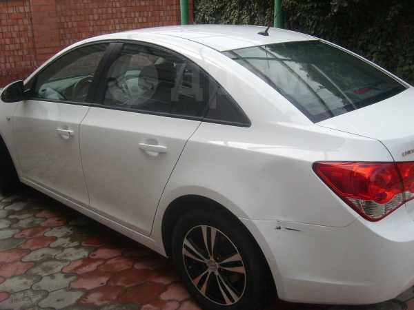 Chevrolet Cruze, 2011 год, 575 000 руб.