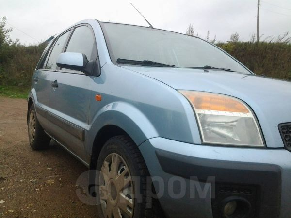 Ford Fusion, 2006 год, 290 000 руб.