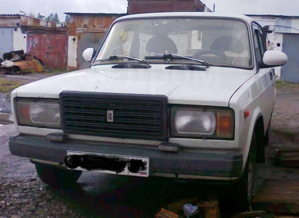 Лада 2107, 1990 год, 38 000 руб.