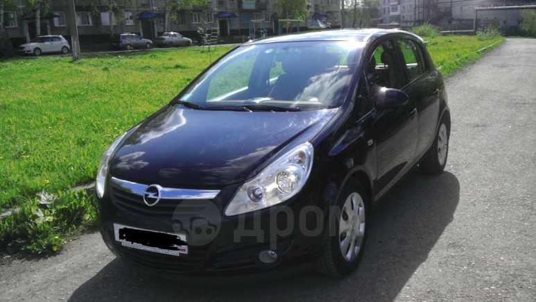 Opel Corsa, 2008 год, 395 000 руб.