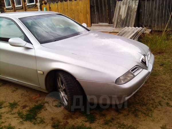 Alfa Romeo 166, 2000 год, 170 000 руб.