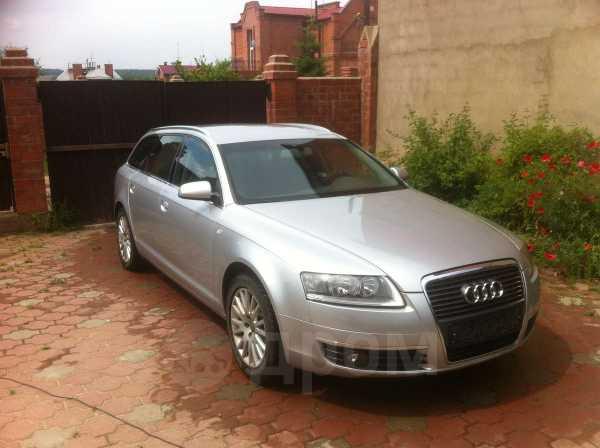 Audi A6, 2007 год, 535 000 руб.