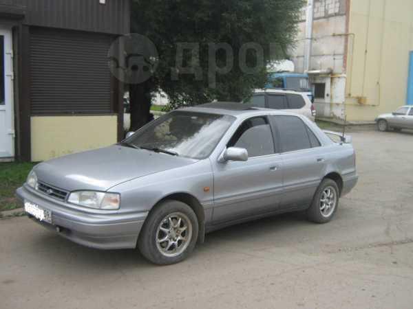 Hyundai Elantra, 1991 год, 50 000 руб.