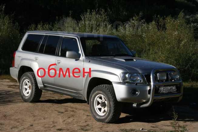 Nissan Patrol, 2005 год, 1 060 000 руб.