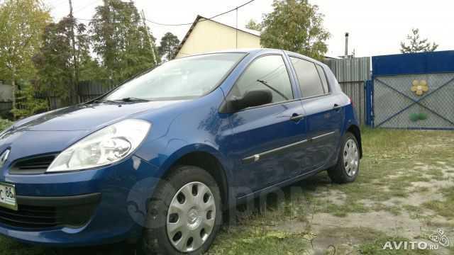 Renault Clio, 2008 год, 320 000 руб.