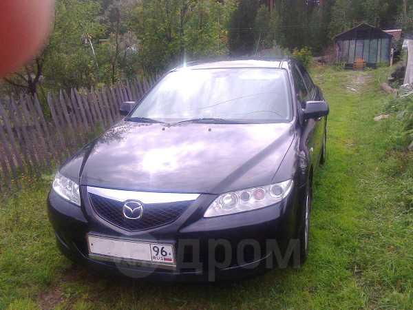 Mazda Mazda6, 2004 год, 389 000 руб.