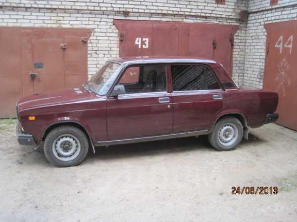 Лада 2107, 2005 год, 65 000 руб.