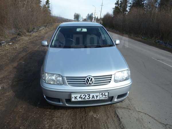 Volkswagen Polo, 2001 год, 250 000 руб.