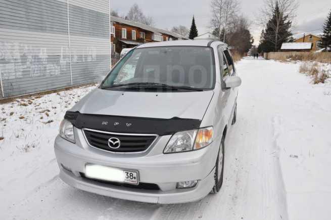 Mazda MPV, 2002 год, 380 000 руб.