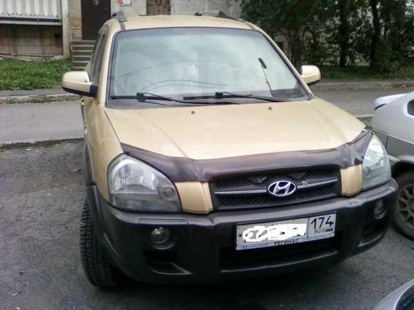 Hyundai Tucson, 2005 год, 499 000 руб.