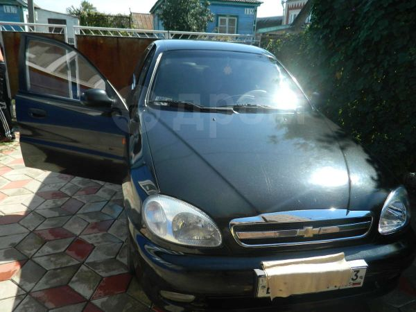 Chevrolet Lanos, 2008 год, 240 000 руб.