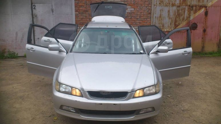 Honda Accord, 2001 год, 120 000 руб.