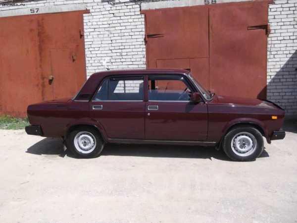 Лада 2107, 2001 год, 72 500 руб.