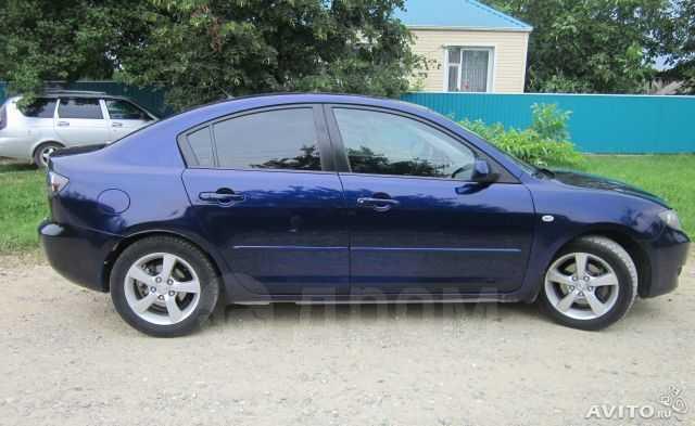 Mazda Mazda3, 2005 год, 338 000 руб.