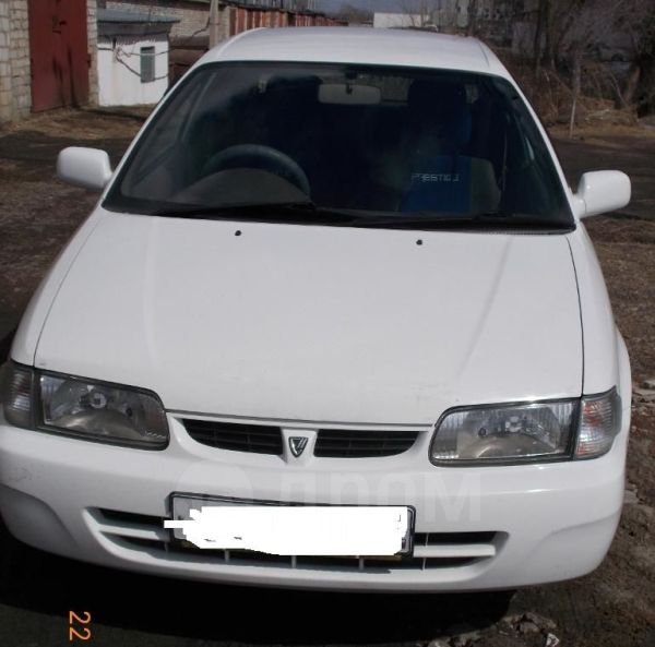 Toyota Corolla II, 1998 год, 119 000 руб.