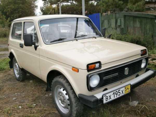 Лада 4x4 2121 Нива, 1980 год, 78 000 руб.