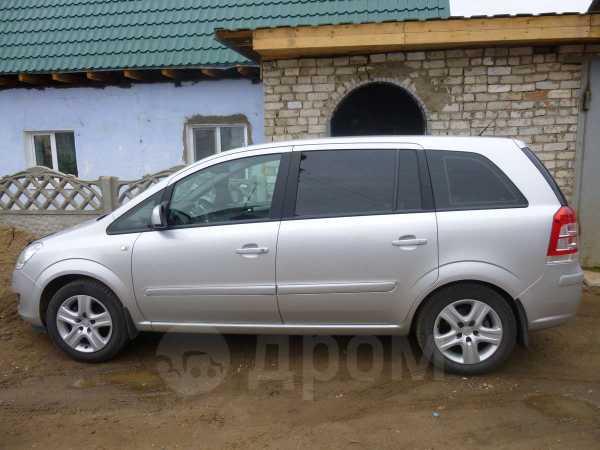 Opel Zafira, 2010 год, 555 000 руб.