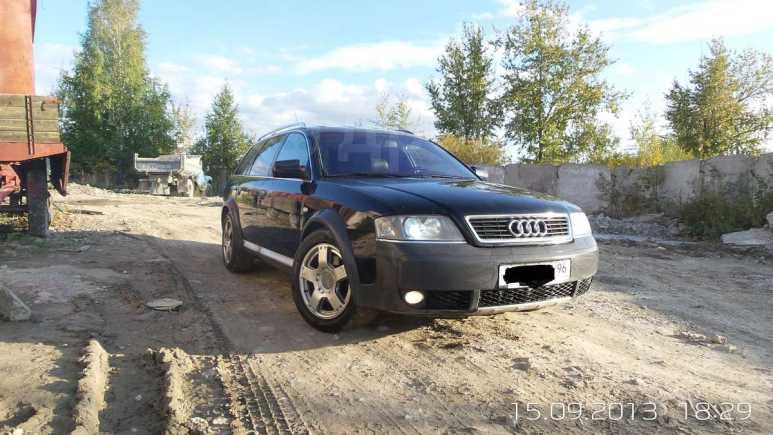 Audi A6 allroad quattro, 2003 год, 550 000 руб.