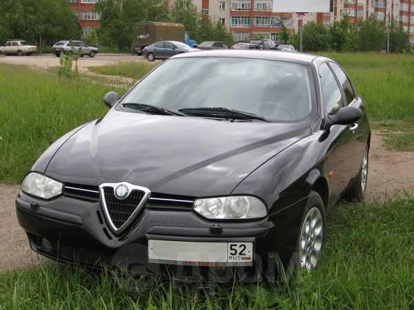 Alfa Romeo 156, 2001 год, 250 000 руб.