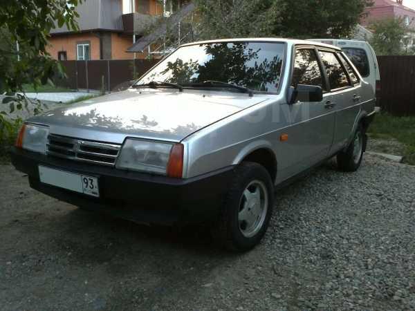 Лада 21099, 2001 год, 108 000 руб.