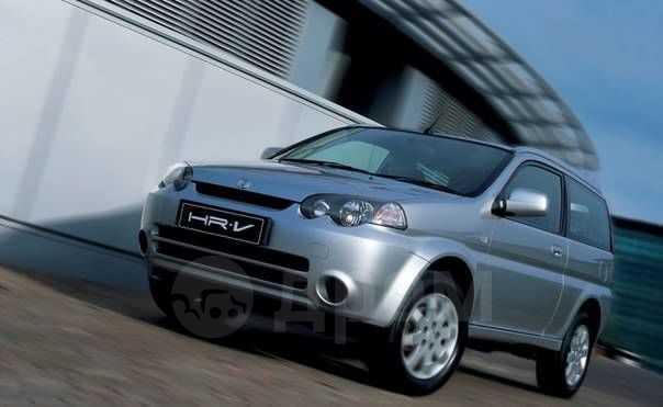 Honda HR-V, 2003 год, 295 000 руб.