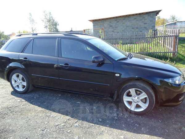 Mazda Mazda6, 2006 год, 475 000 руб.