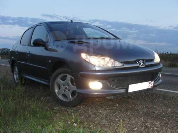 Peugeot 206, 2007 год, 280 000 руб.