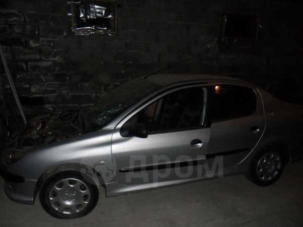 Peugeot 206, 2008 год, 130 000 руб.