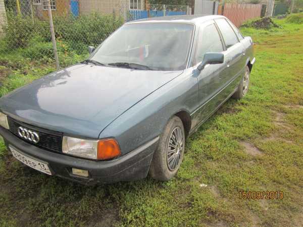 Audi 90, 1989 год, 100 000 руб.