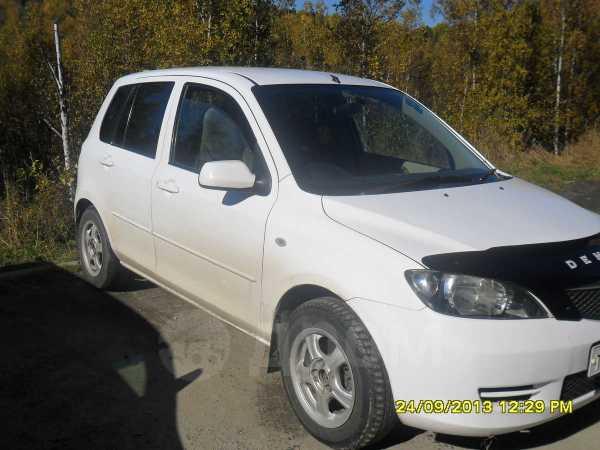 Mazda Demio, 2002 год, 220 000 руб.