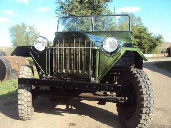 ГАЗ 67, 1944 год, 450 000 руб.