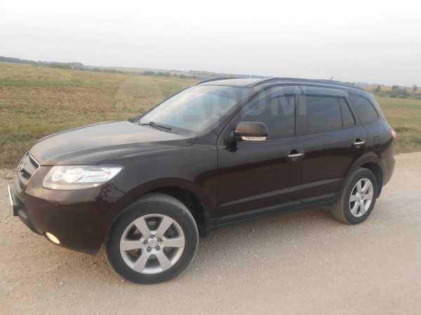 Hyundai Santa Fe, 2009 год, 850 000 руб.