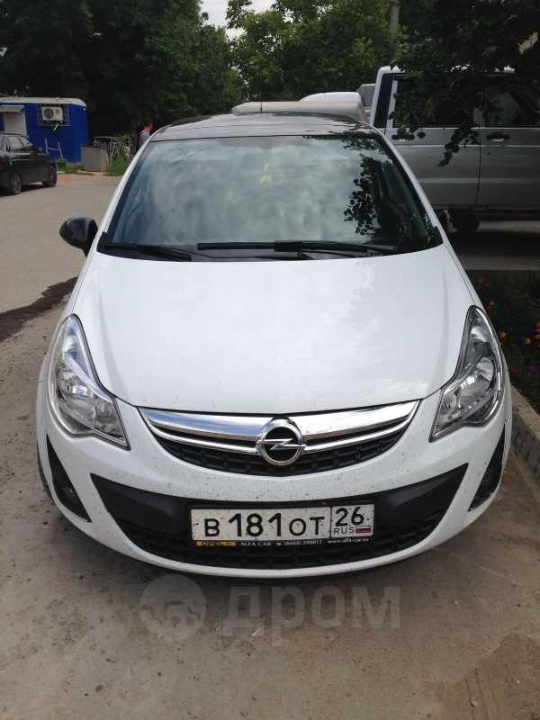 Opel Corsa, 2012 год, 555 000 руб.