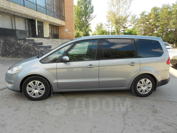 Ford Galaxy, 2008 год, 650 000 руб.