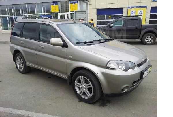Honda HR-V, 2003 год, 395 000 руб.