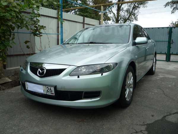 Mazda Mazda6, 2005 год, 450 000 руб.