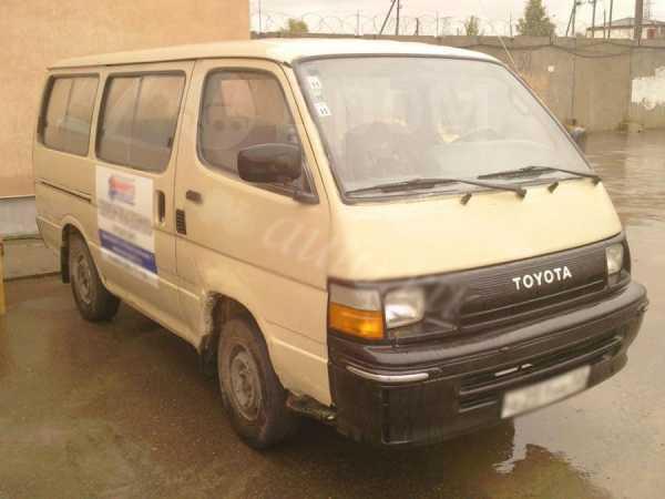 Toyota Hiace, 1992 год, 70 000 руб.