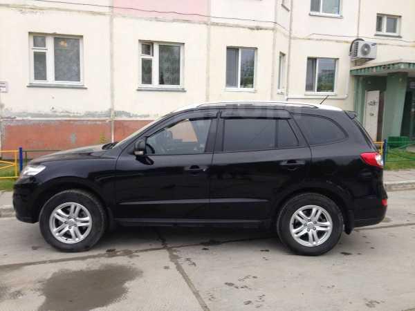 Hyundai Santa Fe, 2010 год, 985 000 руб.
