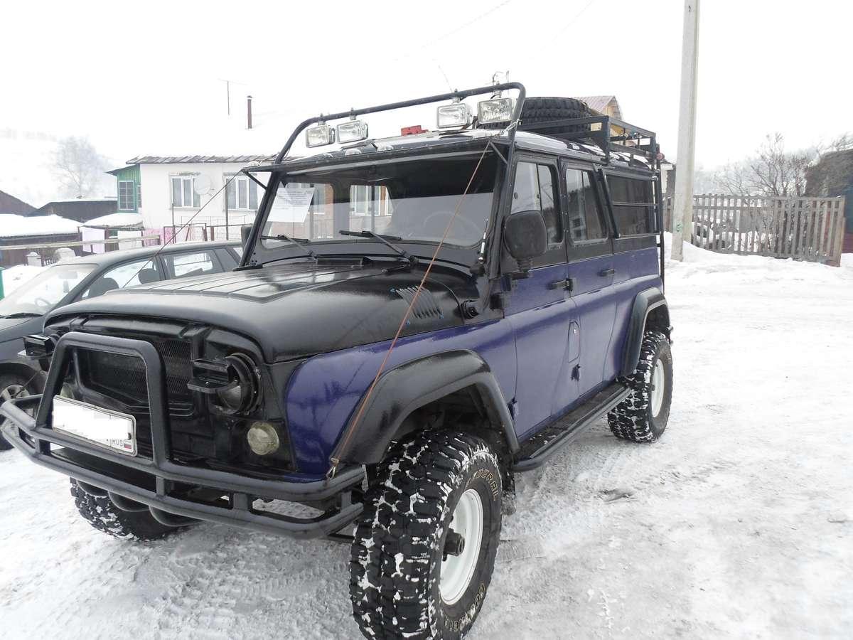 УАЗ 3159