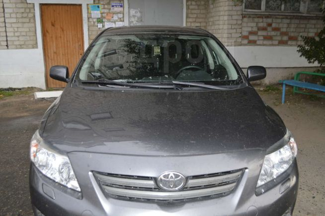 Toyota Corolla, 2008 год, 500 000 руб.