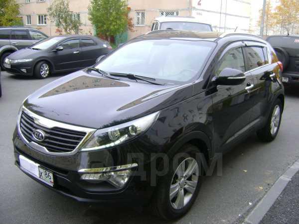 Kia Sportage, 2012 год, 1 000 020 руб.