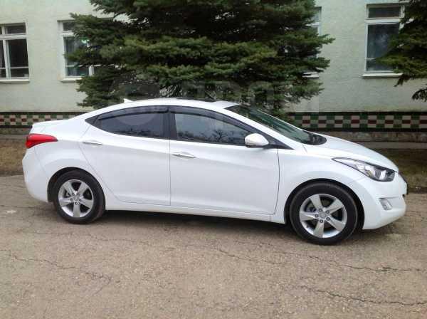 Hyundai Avante, 2011 год, 780 000 руб.