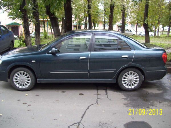 Nissan Bluebird Sylphy, 2005 год, 300 000 руб.
