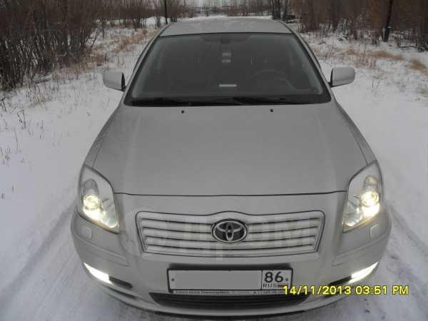 Toyota Avensis, 2005 год, 540 000 руб.