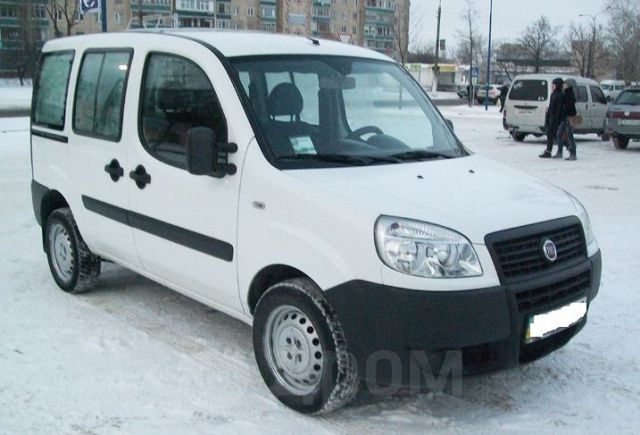 Fiat Doblo, 2009 год, 390 000 руб.