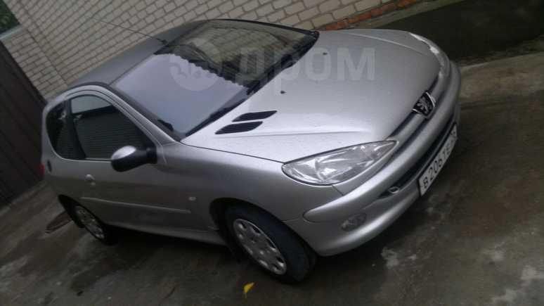 Peugeot 206, 2003 год, 180 000 руб.