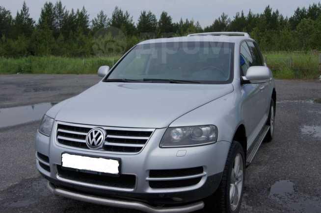 Volkswagen Touareg, 2006 год, 900 000 руб.